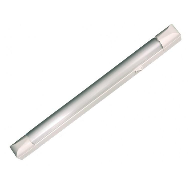 Lampada sottopensile con 1 tubo fluorescente T8 58W 1562mm