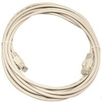 Cavo di collegamento Internet UTP CAT 5e 2.5m - bianco