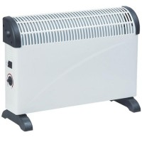 Stufa elettrica termoconvettore da 750W / 1250W / 2000W