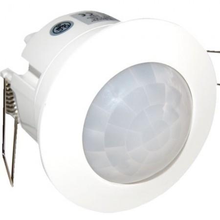 Motion detector incorporato soffitto bianco a 360º 1200W 230V.