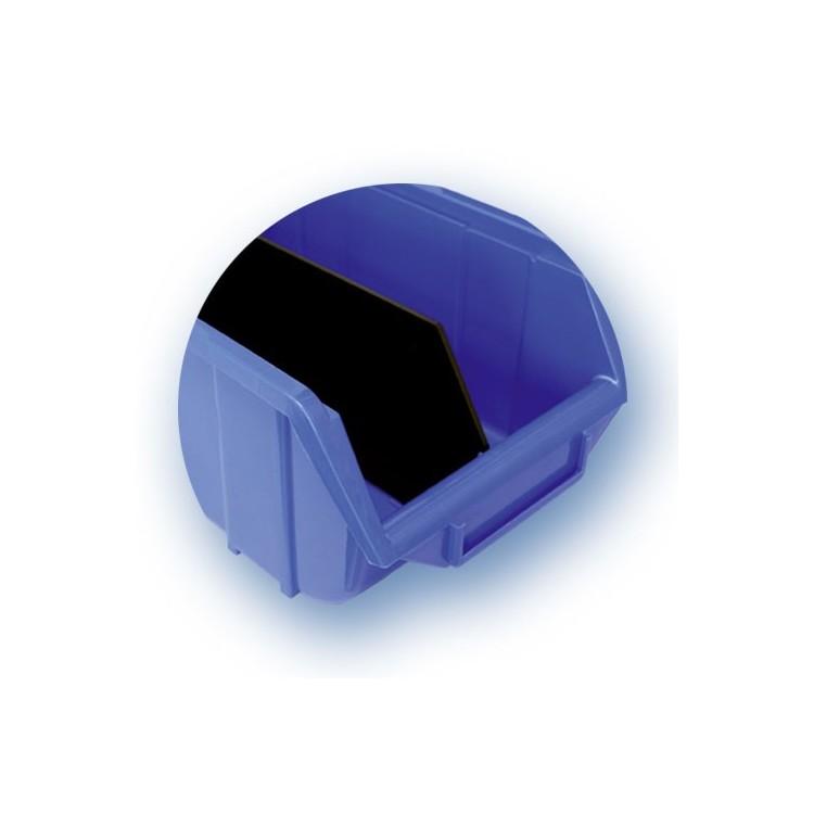 Separatore per cassetto impilabile in polipropilene. Ref 3301671
