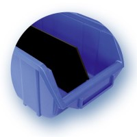 Separatore per cassetto impilabile in polipropilene. Ref 220x355x150mm. 3301673