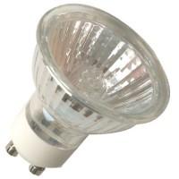 Scatola da 10 lampadine ECO alogene dicroiche GU10 30W (50W)