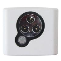 Pushlight con 3 LEDs e sensore di movimento, ideale per camere, garage, scale, camper, campeggio, camping, ecc. 3 x R03 AAA