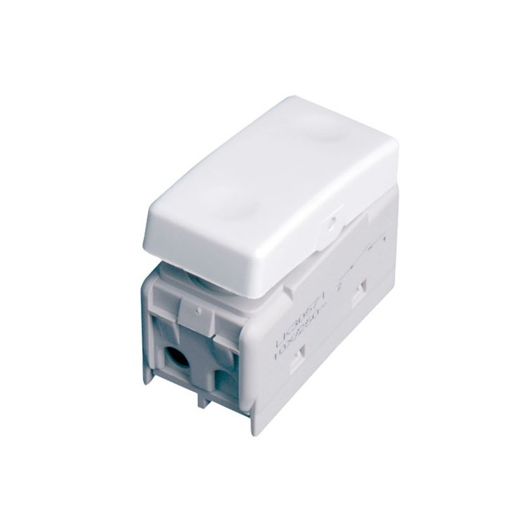 Commutatore singolo per scatola impermeabile IP40 / IP55 10A 250V 50Hz