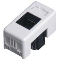 Presa connessione internet RJ45 per scatola esterna impermeabile IP40 / IP55