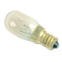 Scatola da 10 lampadine chiare da forno 15W E14 230V