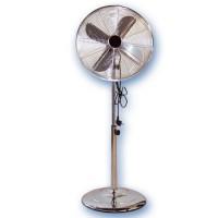 Ventilatore oscillante metallico verticale 55W