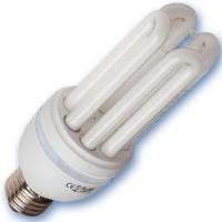 Scatola da 10 lampadine a basso consumo 65W E27 6400K Luce fredda
