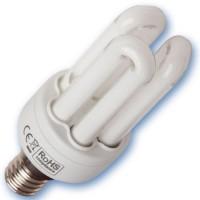 Scatola da 10 lampadine a basso consumo Micro 20W E14 4200K Luce giorno