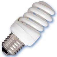 Scatola 10 lampadine basso fredda 6400K di consumo 15W E27 MicroEspiral