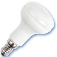 Scatola 10 lampadine a basso consumo riflettore R50 11W E14 2700K calda