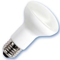 Scatola 10 lampadine basso riflettore R63 13W 2700K E27 calda di consumo