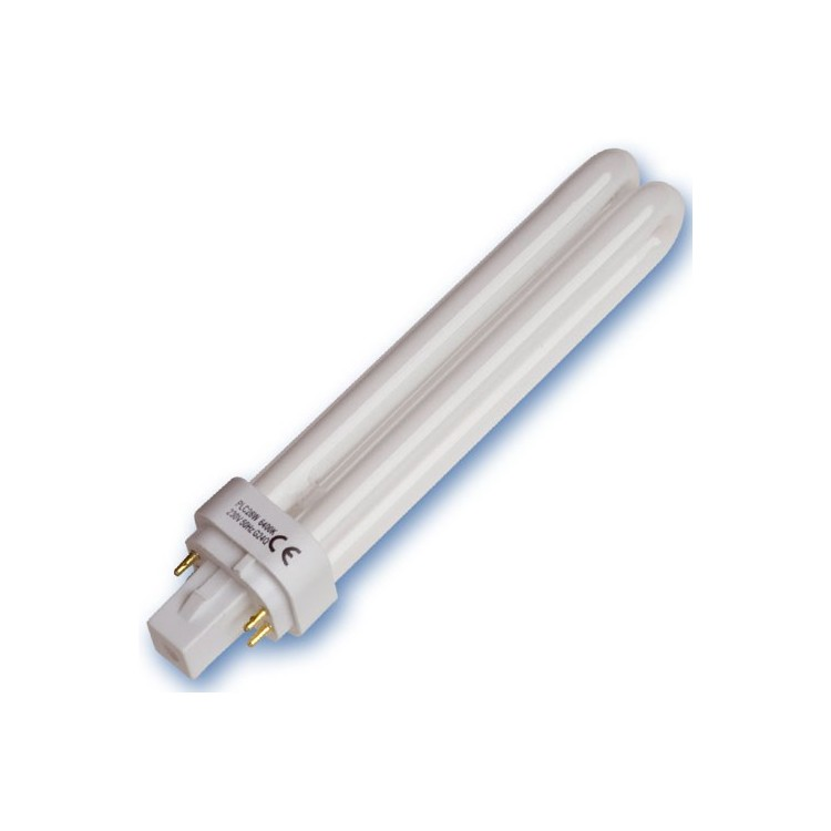 Scatola da 10 lampadine PLC G24q a basso consumo 26W 4200K Luce giorno