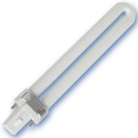 Scatola da 10 lampadine PL-G23 a basso consumo 9W 4200K Luce giorno