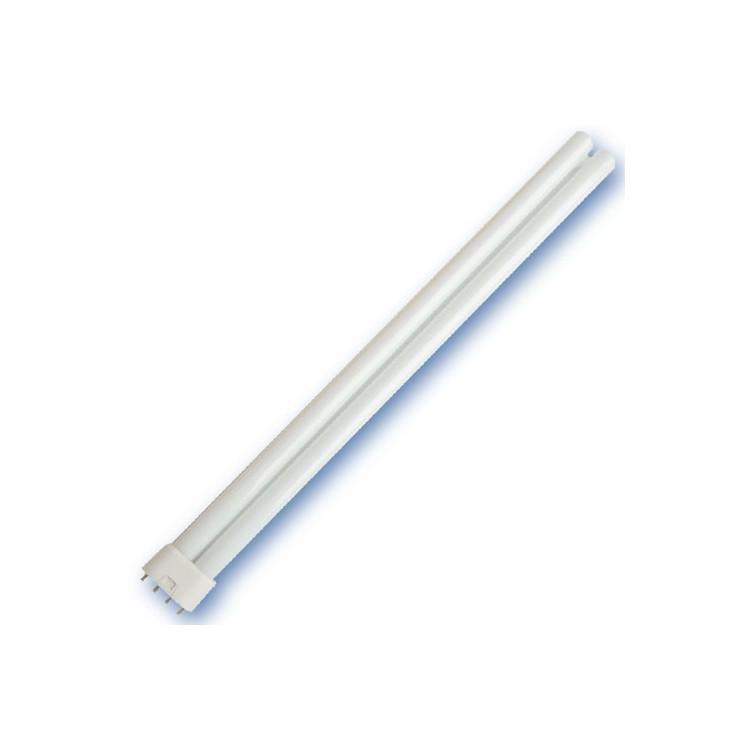 Scatola da 10 lampadine H-PL - 2G11 a basso consumo 55W 4200K Luce giorno