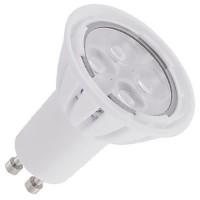 Lampadine LED GU10 in ceramica 6,8W (4x2W) 6000K Luce fredda