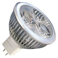 Lampadine LED MR16 4,5W 240lm 2700K