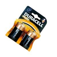 Scatola da 10 blister da 2 pile Duracell Plus LR20 D - batterie alcaline