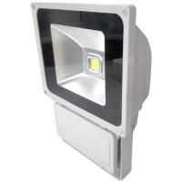 Proiettore LED 80W in alluminio, 5600lm 6000K Luce fredda