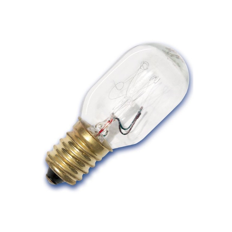 Scatola da 10 lampadine per frigorifero 15W E14 240V