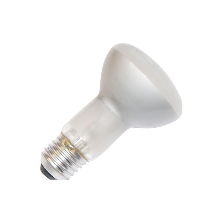 Scatola da 10 lampadine riflettenti 240V 60W E14 R-50