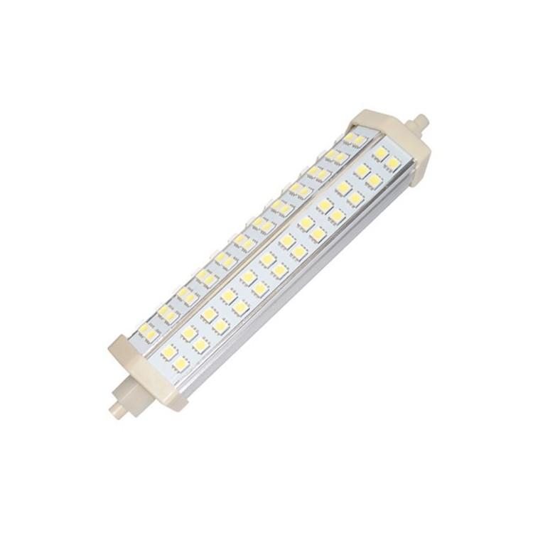 Lampada LED lineare R7s 189mm 15W 1350LM 6400K Luce fredda