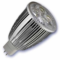 Lampadine LED MR16 9W 420lm, 2700K 50º