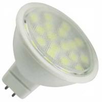 Lampadine LED MR16 4.6W 340lm 120° 2700K
