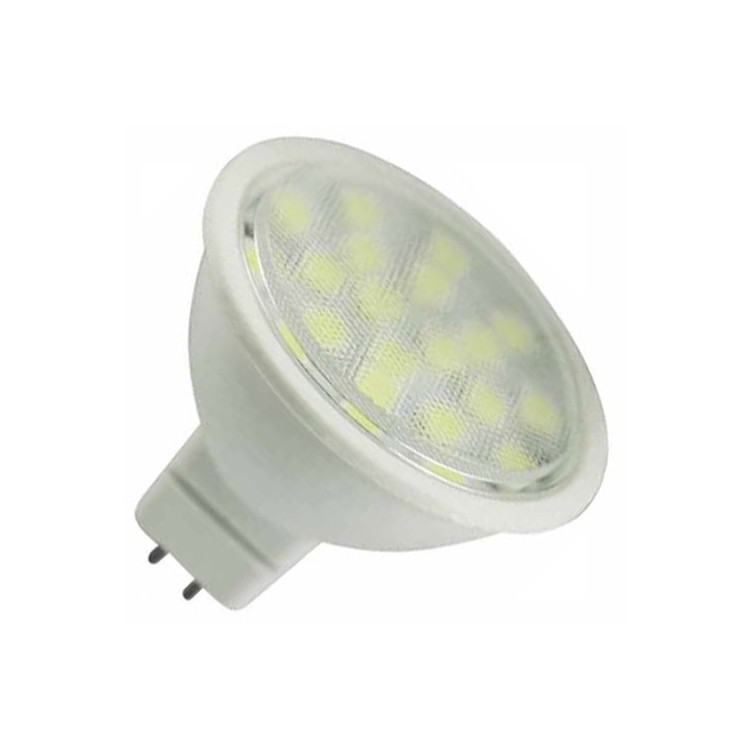 Lampadine LED MR16 4.6W 340lm 120° 6400K
