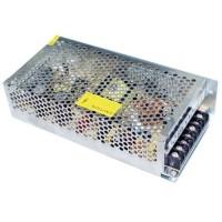 Trasformatore per strisce LED 150W SMD3528 / 5050 220V a 12V 5A.