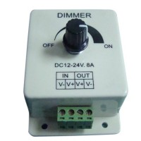 Dimmer - intensità slider strisce a LED