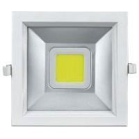 Downlight LED da incasso 30W 2700lm 4200K