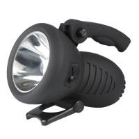 Torcia LED ricaricabile 1W 80 lumens alta luminosità