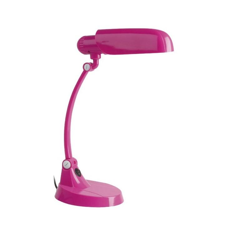 Lampada da scrivania color rosa - Minni