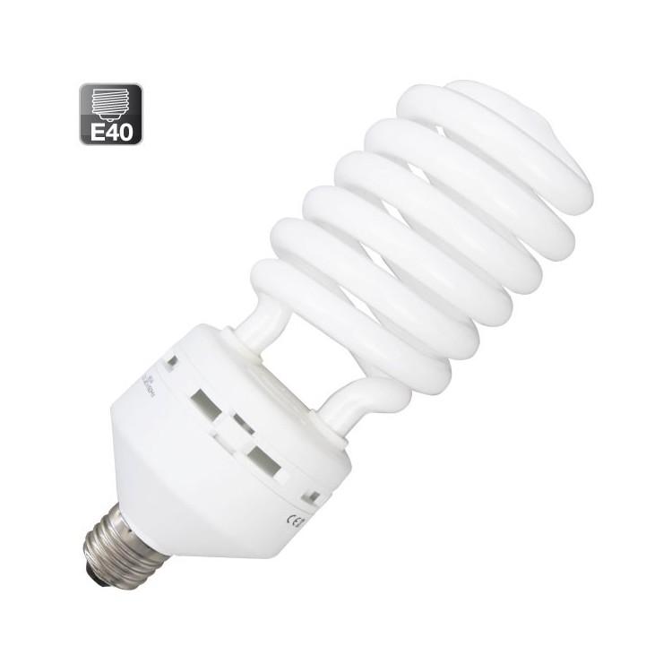 Lampadine a spirale E40 105W 5940Lm 6400K a basso consumo Luce fredda