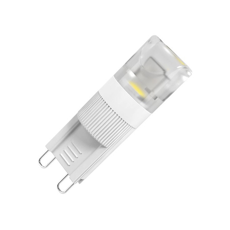 Lampadine LED G9 2W - 140 Lumen, 3000K