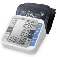 Tensionometro da braccio per pressione arteriale con display LCD