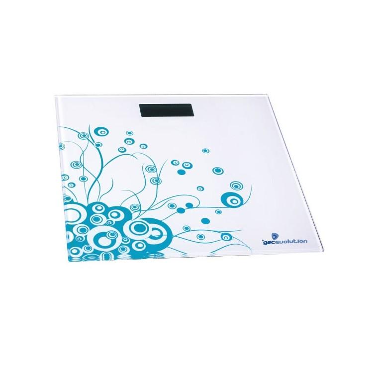 Bilancia da bagno di disegno ad alta precisione fino a 150 kg