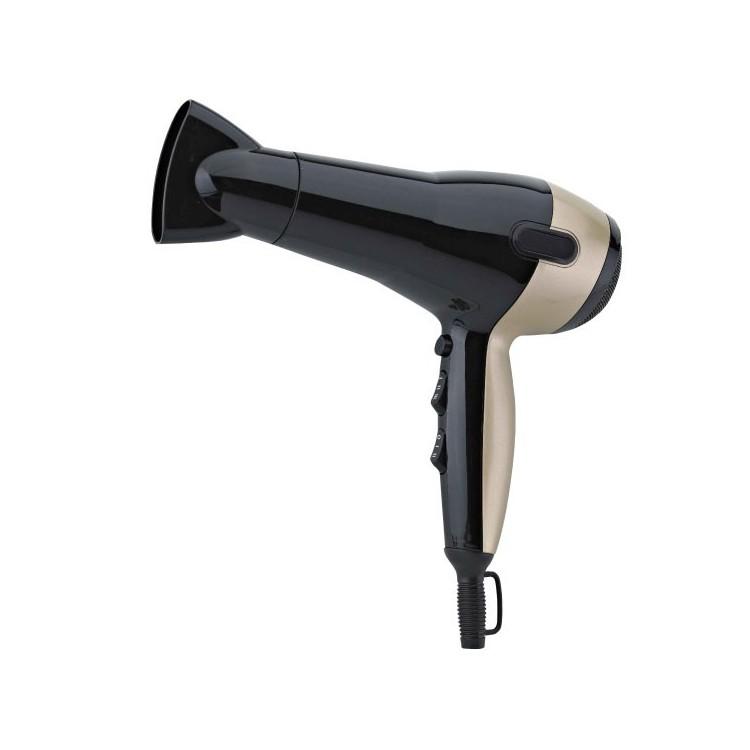 Phon asciugacapelli da 3 velocità 2200 Watt. con diffusore.