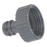 "Presa rubinetto femmina per tubi in PVC. Ø3/4"""