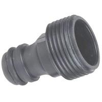 "Presa rubinetto femmina per tubi in PVC. Ø1"""