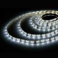 Rotolo di 5 metri LED 7,2W/mt, luce fredda, 400LM IP68