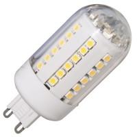 Lampadine LED G9 3W - 240 Lumen, 3000K Luce calda