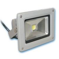 Proiettore LED da 20W 1400Lm ad alta luminosità in alluminio. 6400K Luce fredda