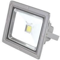Proiettore LED 50W in alluminio, 3500lm 3000K Luce calda