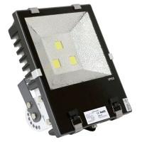 Proiettore LED da 150W in alluminio. 14000lm IP65 6000K, uso esterno
