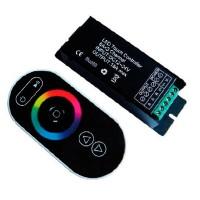Centralina di controllo LED RGB con telecomando tattile