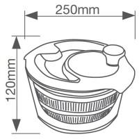 Centrifuga verdure