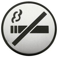 """Simbolo Ø97mm - """"Vietato fumare"""""""